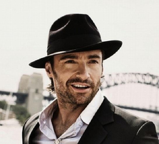 Hugh Jackman Fedora. We ve all seen men wearing hats ... 6149f1b1aff