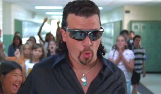 Kenny Powers in sunglasses, awesome