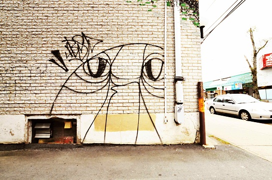 graffiti photography halifax by Meghan Clarkston