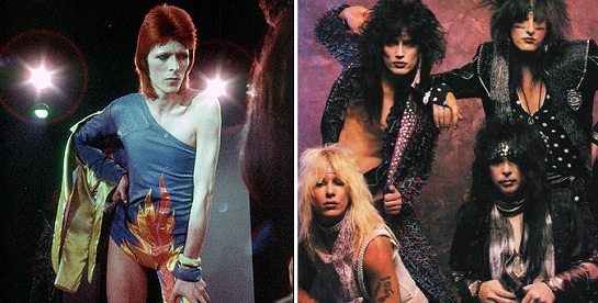 David Bowie vs. Motley Crue