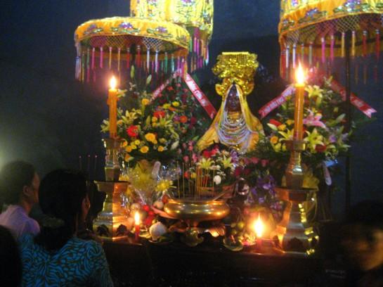 Po Nagar Towers Vietnam shrine