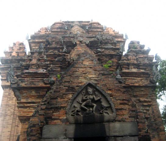 Po Nagar Towers Vietnam art