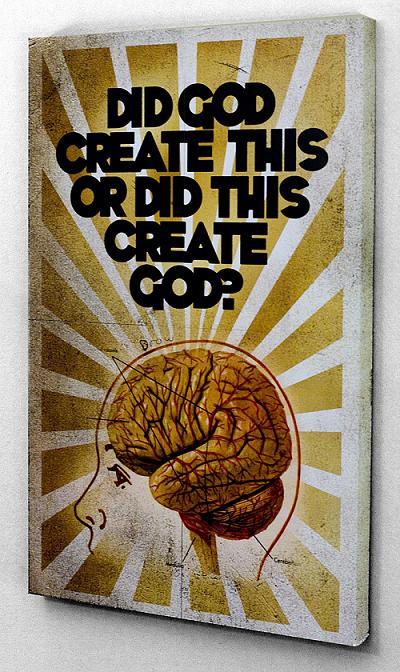 artwork of DUSTIN DIRT! god vs. mind
