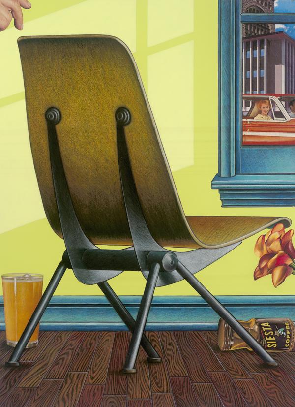 Siesta - Art By Doug Smock