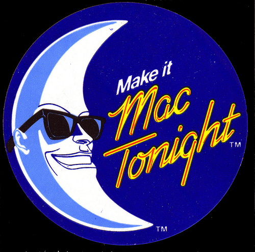 Mac tonight ad campaign by Mcdonalds