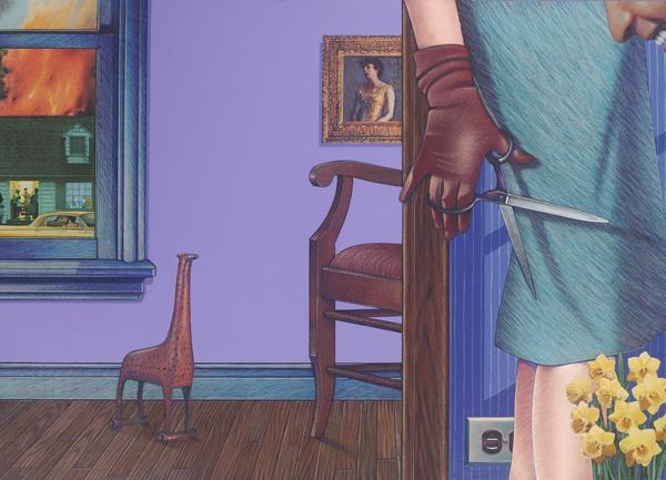 Another Sad Story - Art By Doug Smock