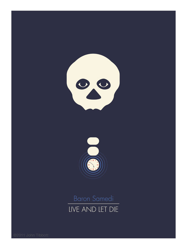 Live and Let Die - by John Tibbot