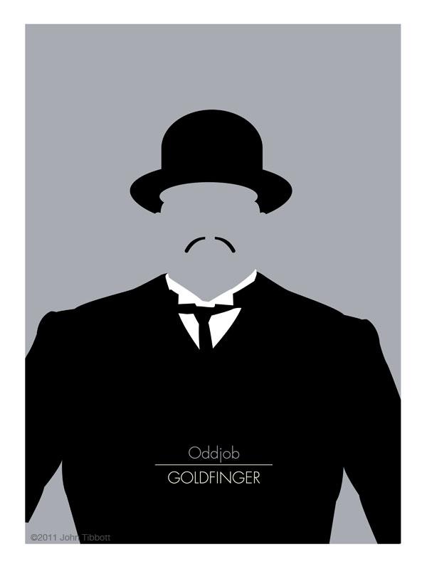 Goldfinger - by John Tibbot