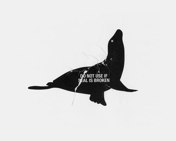 Broken Seal - By David Schwen