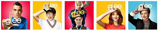 glee tv show poster promo