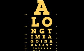 Jed Eye Chart - By David Schwen