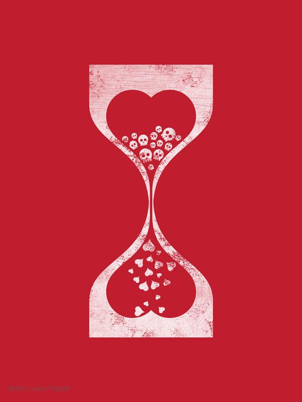Love - by John Tibbot