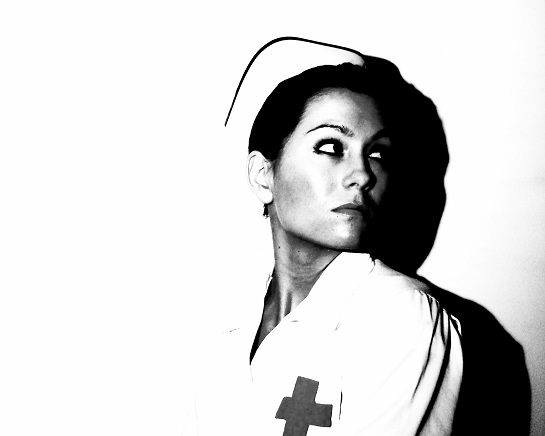 sexy nurse from a film called burning inside