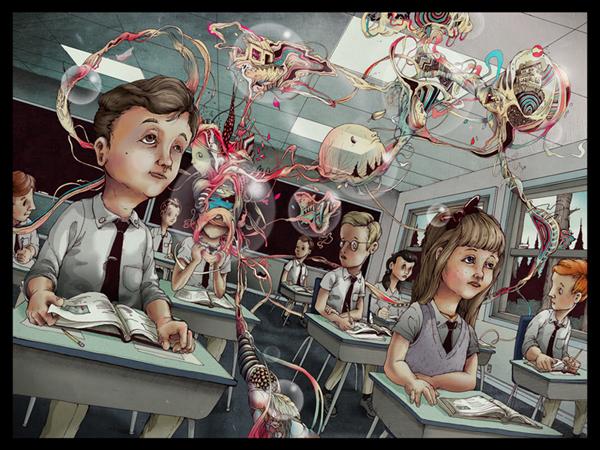 Disturbance Kid by Pat Perry