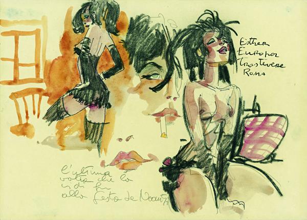 Esther Portfolio Farewell ladies-1986