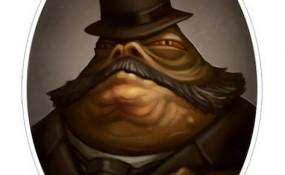 Greg Peltz - Steampunk Jabba The Hutt