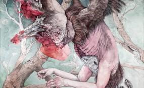 Insatiable - Art by Caitlin Hackett