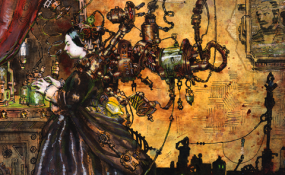 Art Shots: Steampunk Games with Chris Miscik