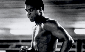 Training Days: Muhammad Ali Photo Exhibition