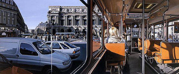 Art Shots: Ultra Realism by Richard Estes