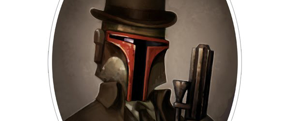 Art Shots: A Steampunk Star Wars