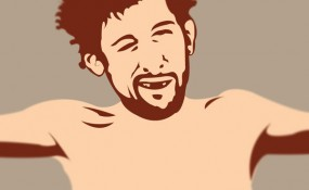 Shane Macgowan Artwork by Phil from Flying Tiger Design