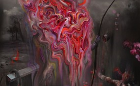 A Surreal Painting by Michael Page (Artwork)