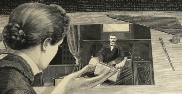 video still from Wolfgang Matzl's inception in 60 seconds