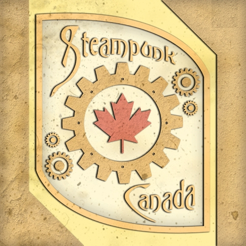 Steampunk Canada Logo by Chris Hudzieczko