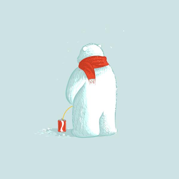Always Cola - Art By VINTZ