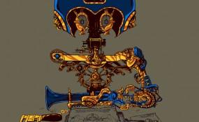 Another Da Vinci Project - Art By VINTZ