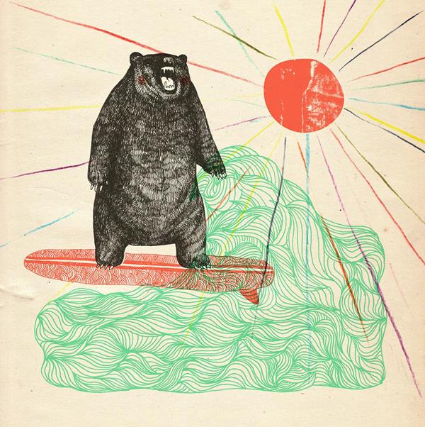 Bustin' Surfboards - Paul Vizzari