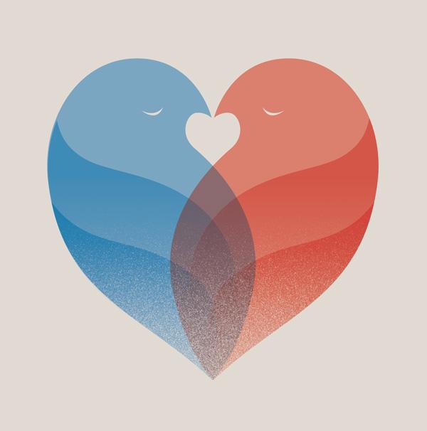Love Birds - Paul Vizzari