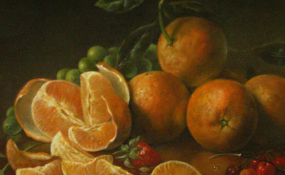{POETRY} Oranges