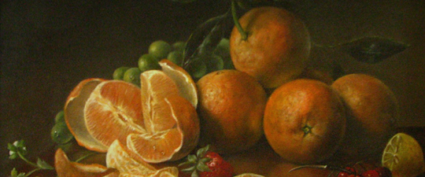 {POETRY} Oranges
