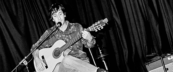 Ben Everyman live music performance in Vancouver