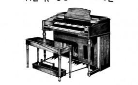 Organ - Art by Christopher Darling