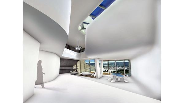 Living-Room-kusnacht-villa-zaha-hadid