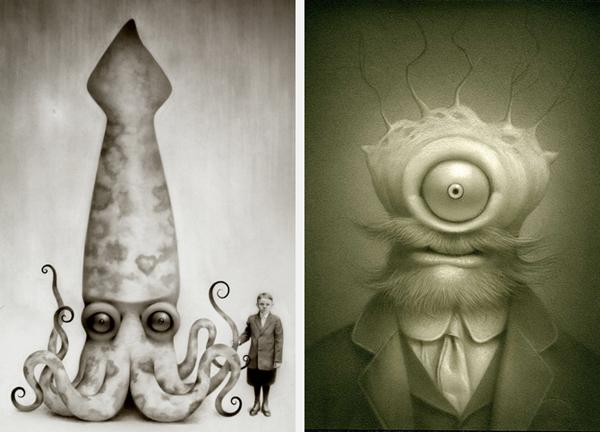 Travis Louie Portraits - 1