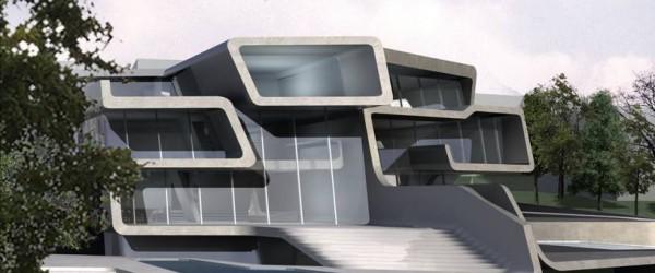 The Zaha Hadid Papers: Kusnacht Villa