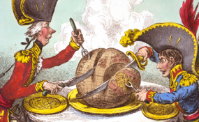 Art Retros: Father of Caricature, James Gillray