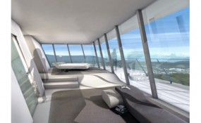 kusnacht-villa-Master-Bedroom-modern-design