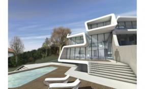 Zaha Hadid Papers: Kusnacht Villa