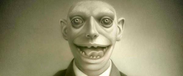Art Retro: Travis Louie and The Strange Portraits