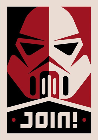 Storm Trooper - by Szoki