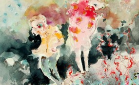 paintings and pastels by Arizona artist Charmagne Coe