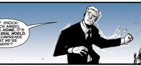 Image from Cowboy Ninja Viking From Image Comics 5