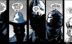 Image from Cowboy Ninja Viking From Image Comics 6