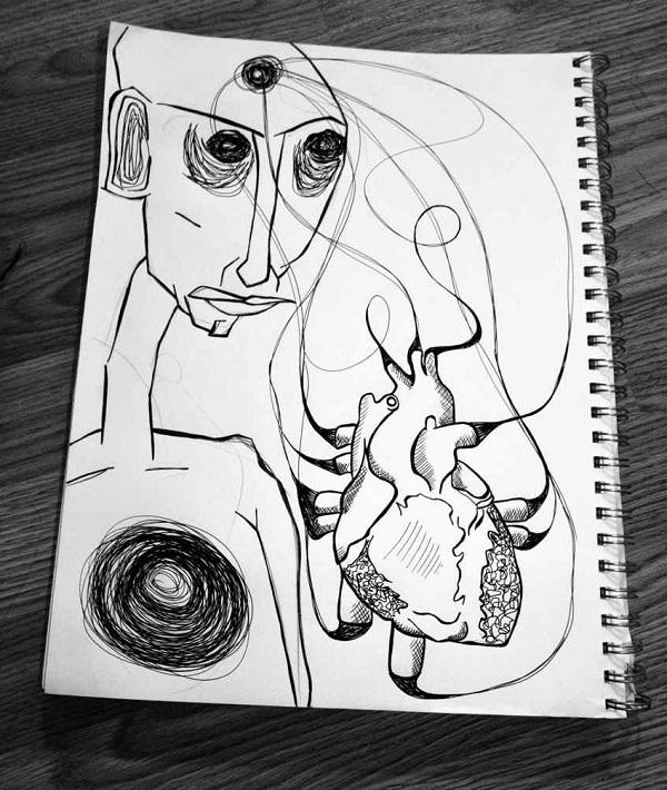 Sketchbook of Meghan Clarkston