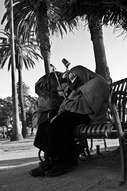 Los Angeles Street Photography Photography by Mehdi Bouqua